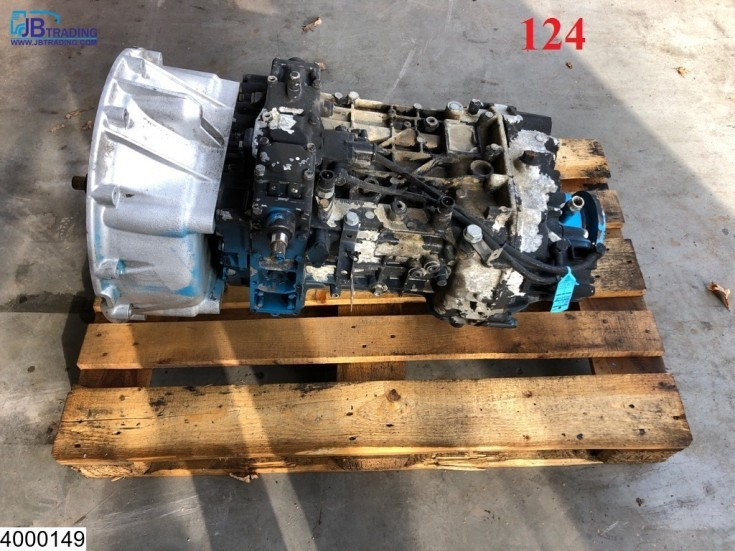 ZF ECOMID 9 S 109, Manual