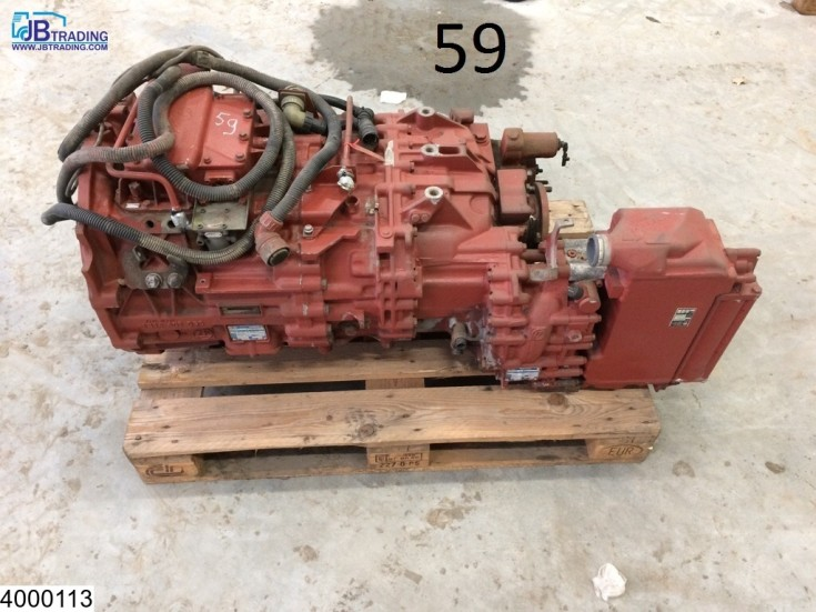 ZF 12 AS 1800 IT, Automatic, Retarder